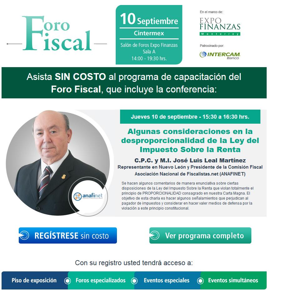 Expo Finanzas 2015
